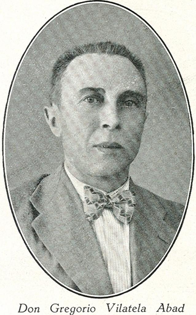 Gregorio Vilatela