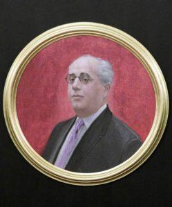Retrato del que fuera presidente de la II República, Manuel Azaña. (EFE)