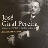 'José Giral Pereira', obra del catedrático de la Unex Julián Chaves. / A. T.