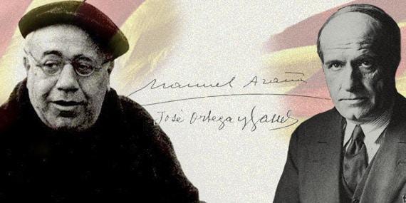 Imagen de Ortega y Azaña: el problema catalán. /Podium Podcast