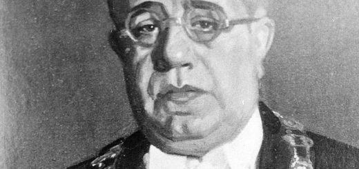 Retrato de Manuel azaña